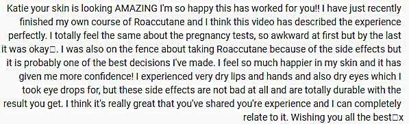 roaccutane review